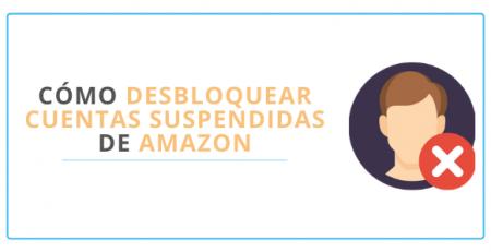 Cómo desbloquear cuentas suspendidas de Amazon